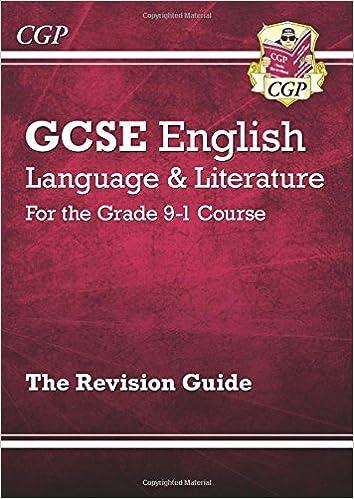 Collins AQA GCSE English Language and English Literature   AQA GCSE ENGLISH LANGUAGE AND ENGLISH LITERATURE