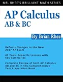 AP Calculus AB & BC: AP Calculus Exam Review Book