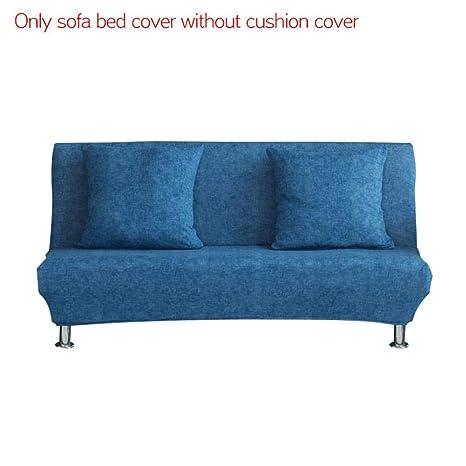 TODAYTOP Funda Protectora para sofá o Cama, Color sólido ...