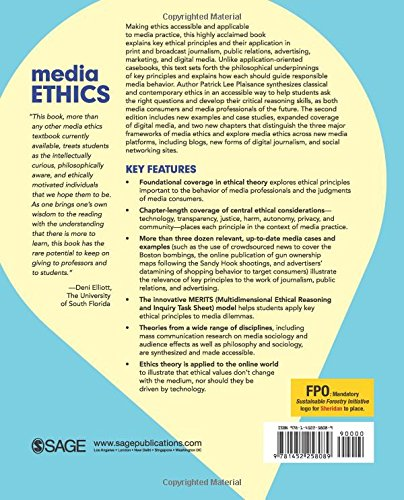 Media Ethics: Key Principles for Responsible Practice (Volume 2)