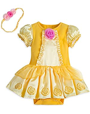 Belle Costume Bodysuit Set for Baby