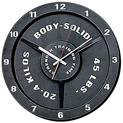 Body-Solid Tools Strength Training Time Clock (STT45)