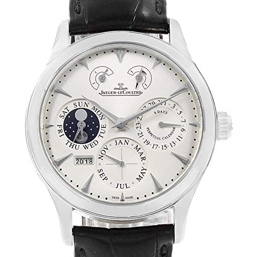 Jaeger LeCoultre Master Mechanical-Hand-Wind Male Watch Q174826S (Certified Pre-Owned)