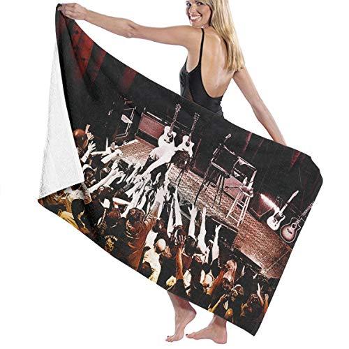 Mabb Chris Cornell Songbook Bath Towel Beach/Pool Towel Adult Quick Dry Towel for Yoga Gym Beach 51