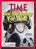 TIME Gulf War Chemical Weapons Iraq Saddam John Gotti Genovese 9/3 1990