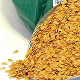 SEMILLA DE LINO DORADO 1000 G: Amazon.es: Alimentación y bebidas