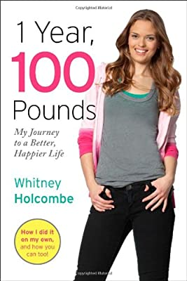 1 Year, 100 Pounds: My Journey to a Better, Happier Life (English and  English Edition)