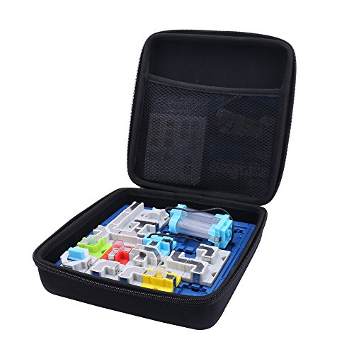 Storage Case for Thinkfun Circuit Maze Board Game by Aenllosi