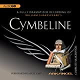 Front cover for the book Cymbeline by William Shakespeare