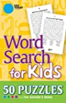 USA TODAY Word Search for Kids: 50 Pu...