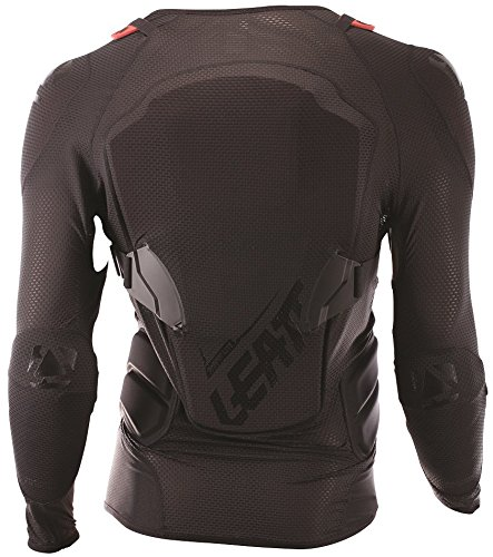 Leatt Unisex-Adult Body Protector (Black,XXL) ,5 Pack