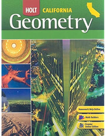 Teen Young Adult Geometry Books