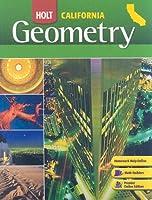 Holt Geometry: Student Edition Grades 9-12 2008
