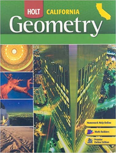 holt geometry textbook teacher edition