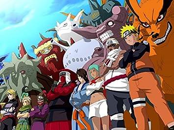 Amazon.com: wv6097 Naruto Shippuden Ultimate Ninja ...
