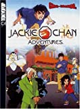 img - for Jackie Chan Adventures Volume 1: Enter The Dark Hand (v. 1) by DUANE CAPIZZI (2003-12-08) book / textbook / text book