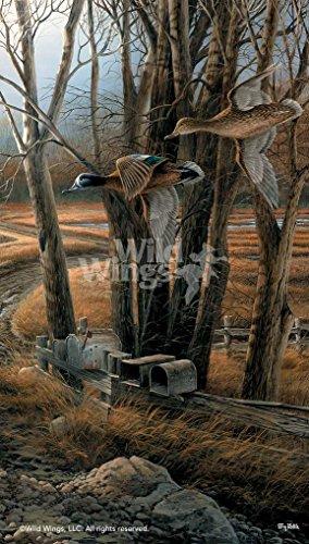 (Rural Route - Ducks Pinnacle Print by Terry Redlin)