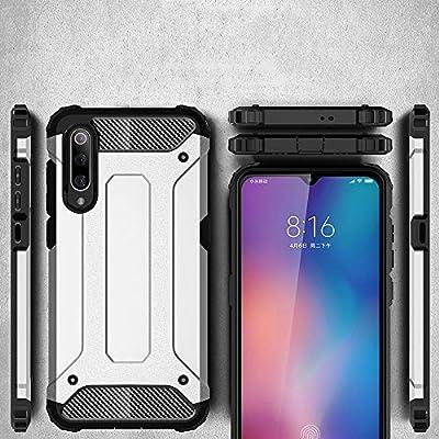 Amazon.com: Xiaomi Mi 9 Case, EabHulie Dual Layer Heavy Duty ...