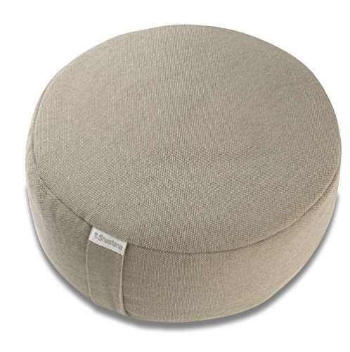 Shastana Xl Extra Large Tall Meditation Pillow Floor