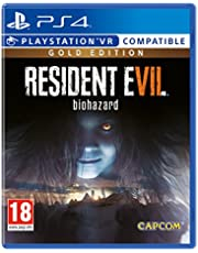 Gamersheek Resident Evil 7 Gold Ps4