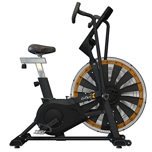 Exercise Bike Next Day Delivery: Octane Fitness AirdyneX Fan Bike