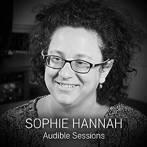 Sophie Hannah Speech