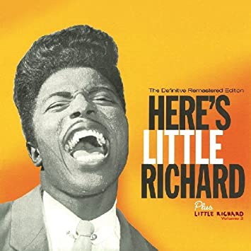 Here`S Little Richard + Little Richard Vol 2