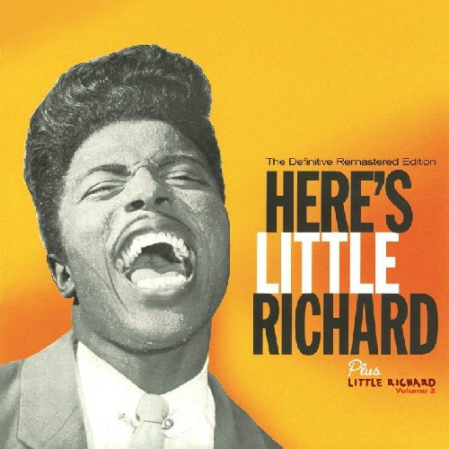 Here's Little Richard + Little Richard, Vol. 2 + 8 Bonus Tracks