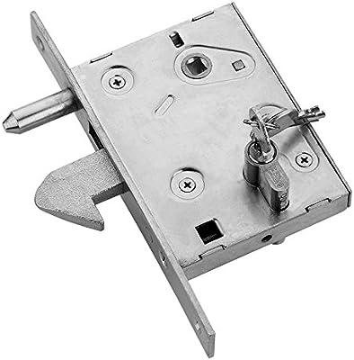 Estebro 325 Cerradura de gancho (60 mm): Amazon.es: Bricolaje y herramientas