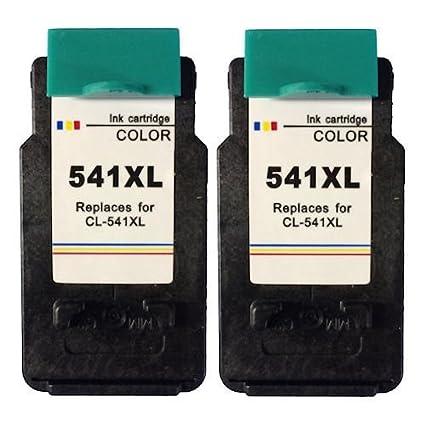 2 x tinta selva CL-541 X L Cartuchos de tinta remanufacturados ...