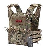 OneTigris Tactical Larser-Cut Vest