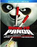 Kung Fu Panda Special Edition (Bilingual) [Blu-ray]