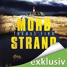 Mordstrand Hörbuch von Thomas Finn Gesprochen von: Vanida Karun