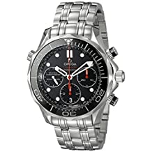 Omega Seamaster Diver 300 M Co-Axial Chronograph 41.5 mm Mens Watch 212.30.42.50.01.001 by Omega