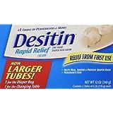 Desitin Creamy Diaper Rash Cream - Fragrance Free - 6 oz - 2 Pk
