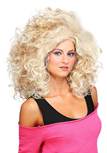 Women's 80s Glamour Wig - ST ()