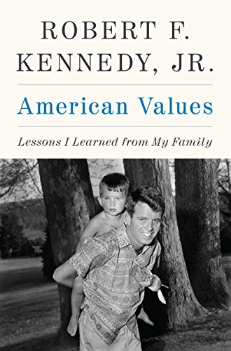 American Values: Lessons I Learned from My Family cover