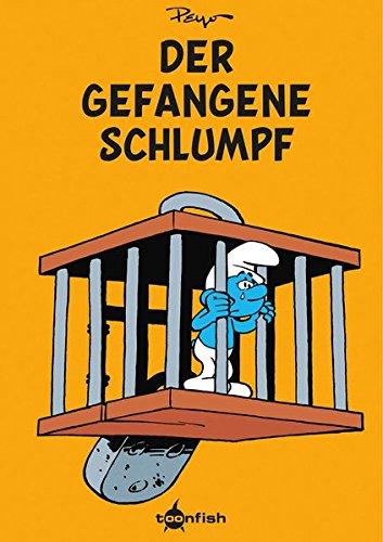 Die Schlümpfe Mini: Der gefangene Schlumpf Gebundenes Buch – 22. Oktober 2018 Peyo Splitter-Verlag 3958399746 Comic / Humor