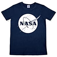 Hank Player 'NASA Halftone Logo' Kid's T-Shirt
