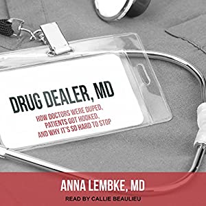 Drug Dealer, MD Audiobook