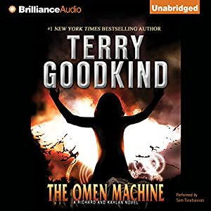 The Omen Machine | Livre audio