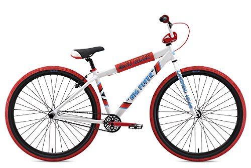 Learn More About SE Big Flyer 29 BMX Bike - 2019 - WHITE