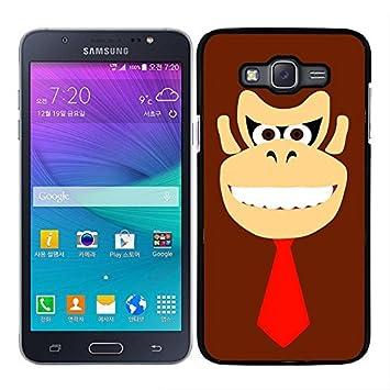 Funda carcasa para Samsung Galaxy Grand 3 diseño gorila con ...