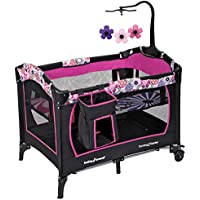 Baby Trend Nursery Center Playard (Floral Garden)