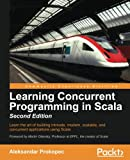 img - for Learning Concurrent Programming in Scala - Second Edition book / textbook / text book