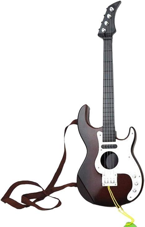 LDB Shop juguete para guitarra Rock instrumentos musicales para ...