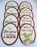 Yuengling Beer Coaster Set - Yuengling Traditional