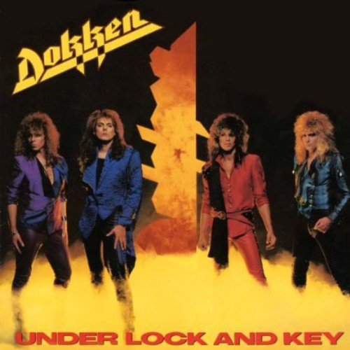 CD : Dokken - Under Lock & Key (Deluxe Edition, Collector's Edition, Remastered)