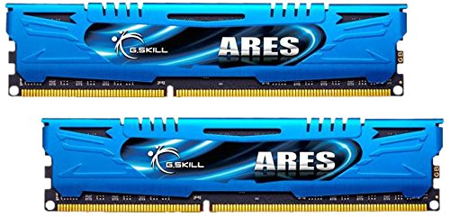 4 opinioni per G.Skill 8GB DDR3-2400 Memoria RAM