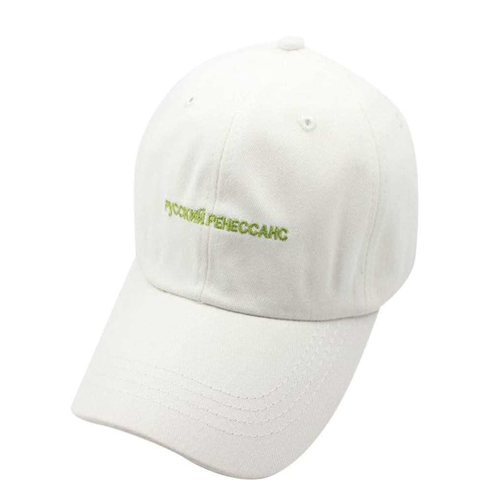 Tanlo Unisex Womens Mans Cotton Embroidered Unisex Baseball Caps Adjustable Hats